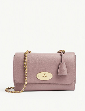 MULBERRY Lily leather medium shoulder bag