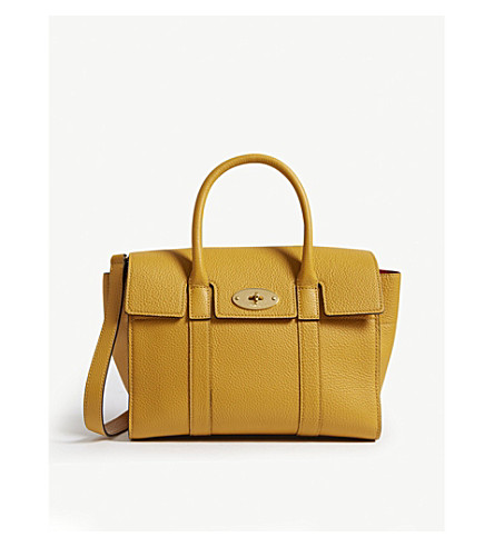 abaed760bd MULBERRY - Bayswater small leather shoulder bag
