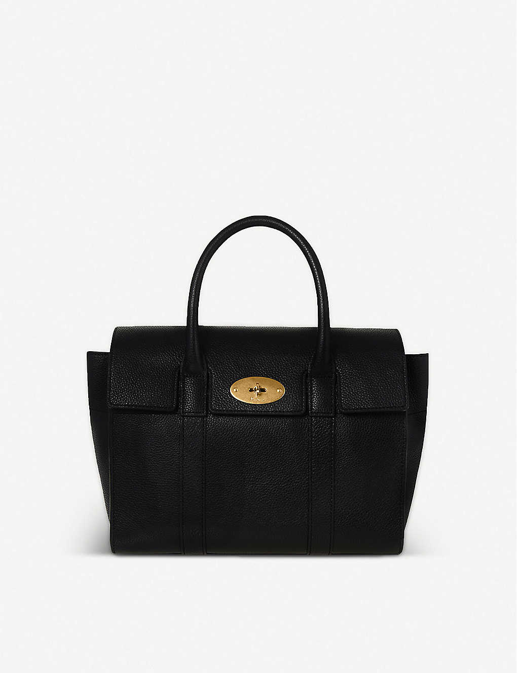 MULBERRY: Bayswater small grained leather tote
