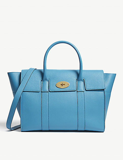 MULBERRY Bayswater leather tote bag 8fab5eba8b59b