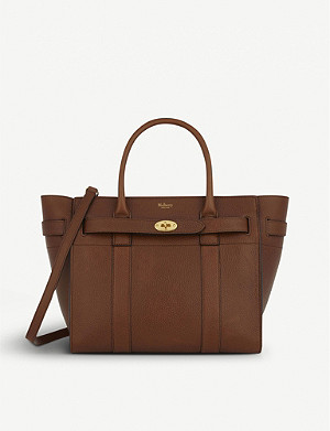 MULBERRY Bayswater small grained leather tote