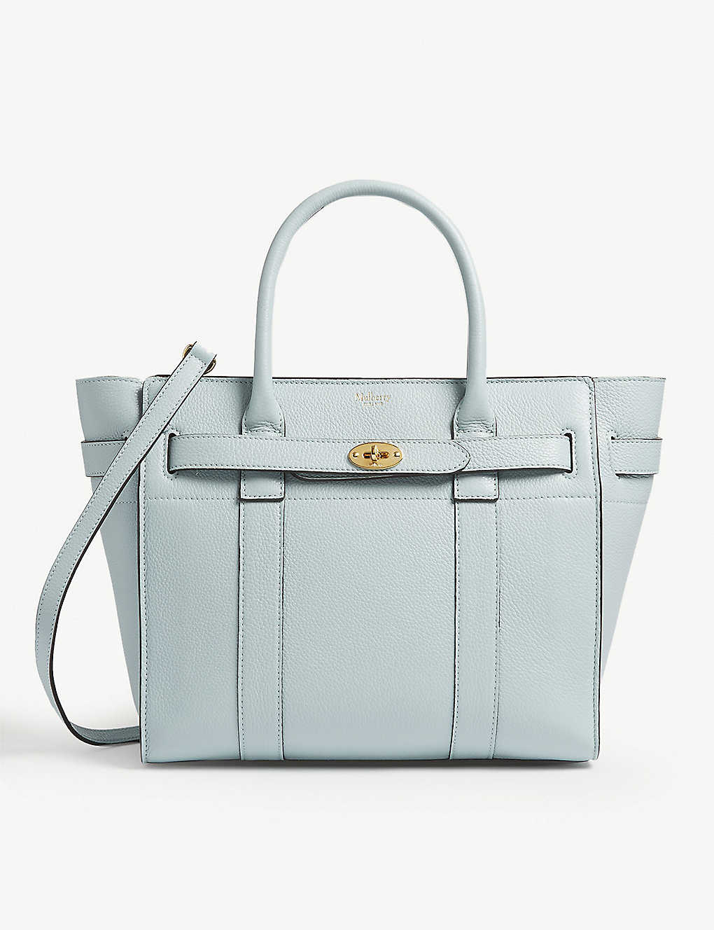 3709276de8 MULBERRY - Bayswater leather small tote | Selfridges.com