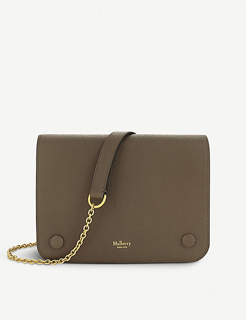 ceda595c18 ... usa mulberry clifton in clay small classic grain mulberry clifton  grained leather cross body bag 8702a ...
