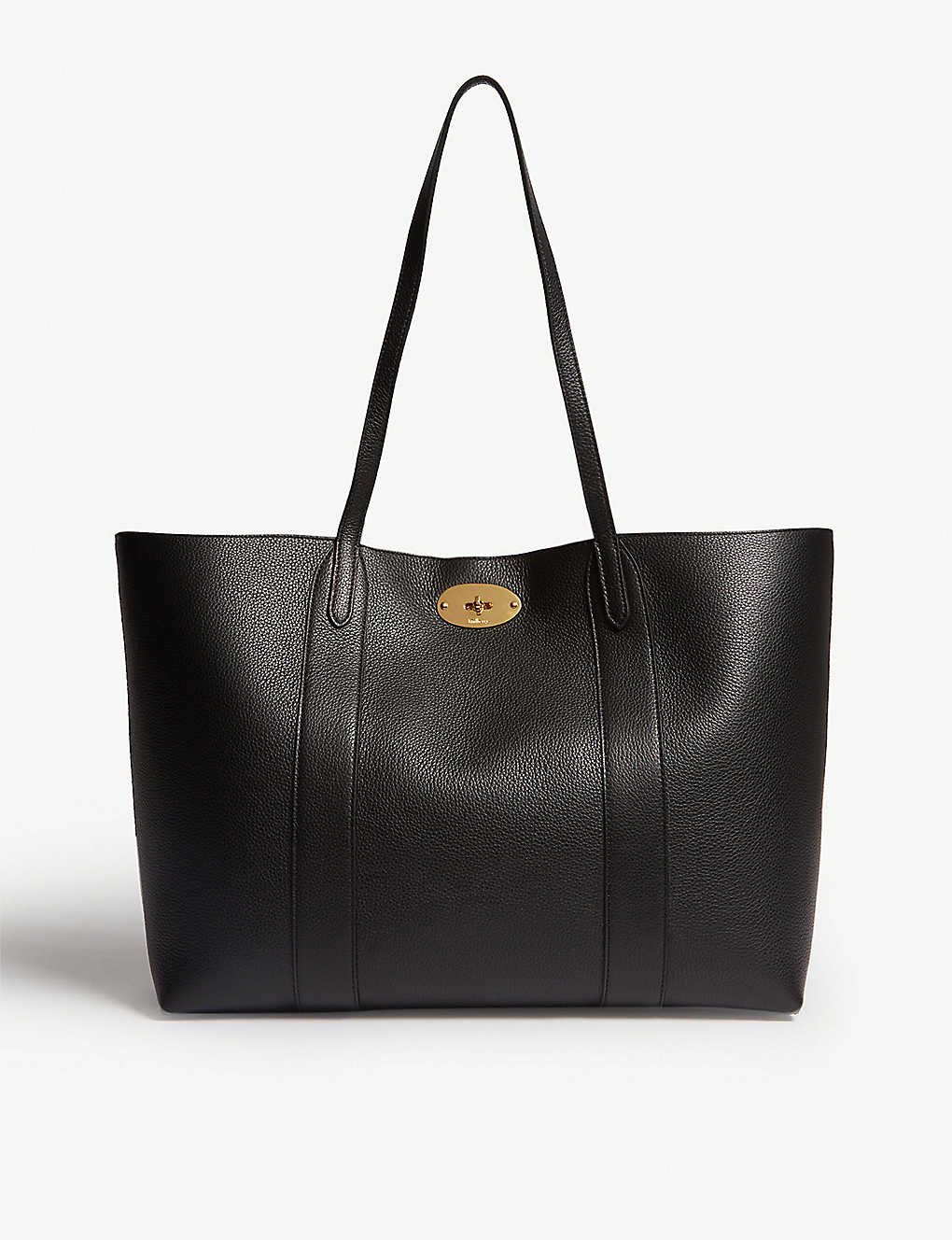7442f4abf3 MULBERRY - Bayswater grained leather tote | Selfridges.com