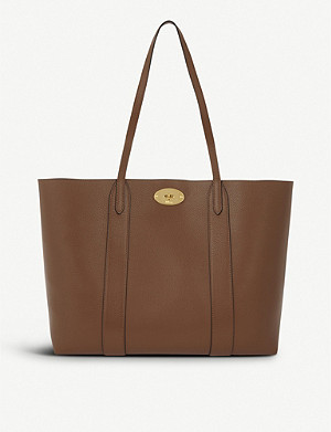 MULBERRY Bayswater leather tote bag