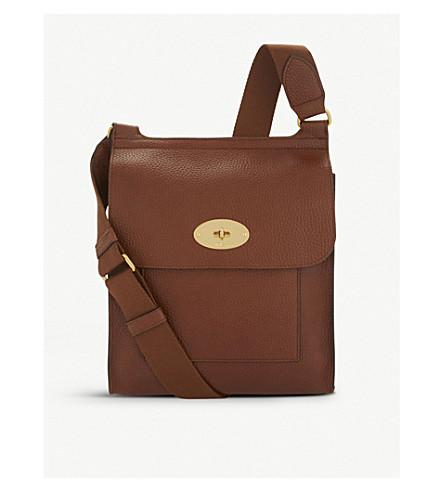 ... france mulberry antony grained leather cross body bag oak d2a9d bf0f6 762641dd39487