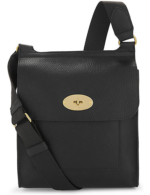 1cdaa2d80af1 MULBERRY - Antony grained leather cross-body bag