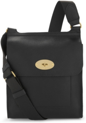 MULBERRY Antony grained leather cross-body bag