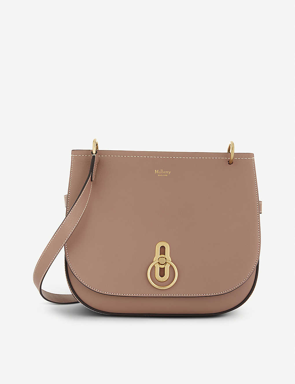 e803a9f7fd MULBERRY - Amberley leather cross-body bag | Selfridges.com