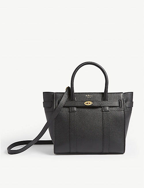 a58c705940 MULBERRY Bayswater small grained leather tote
