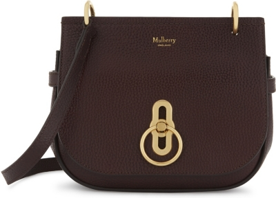MULBERRY Amberley small grained leather cross-body bag