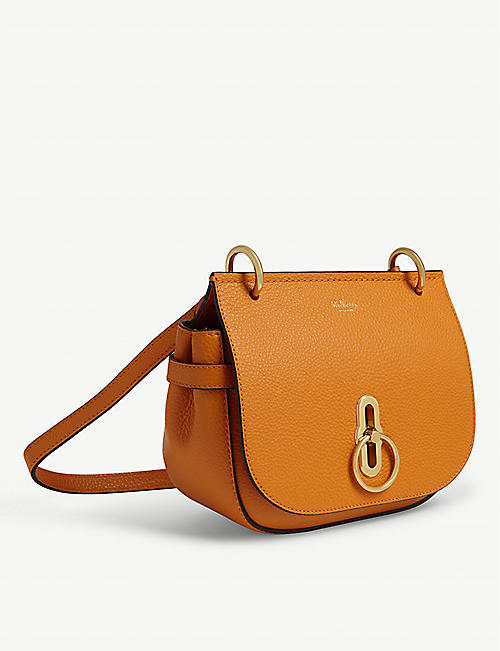 MULBERRY Amberley small leather satchel bag