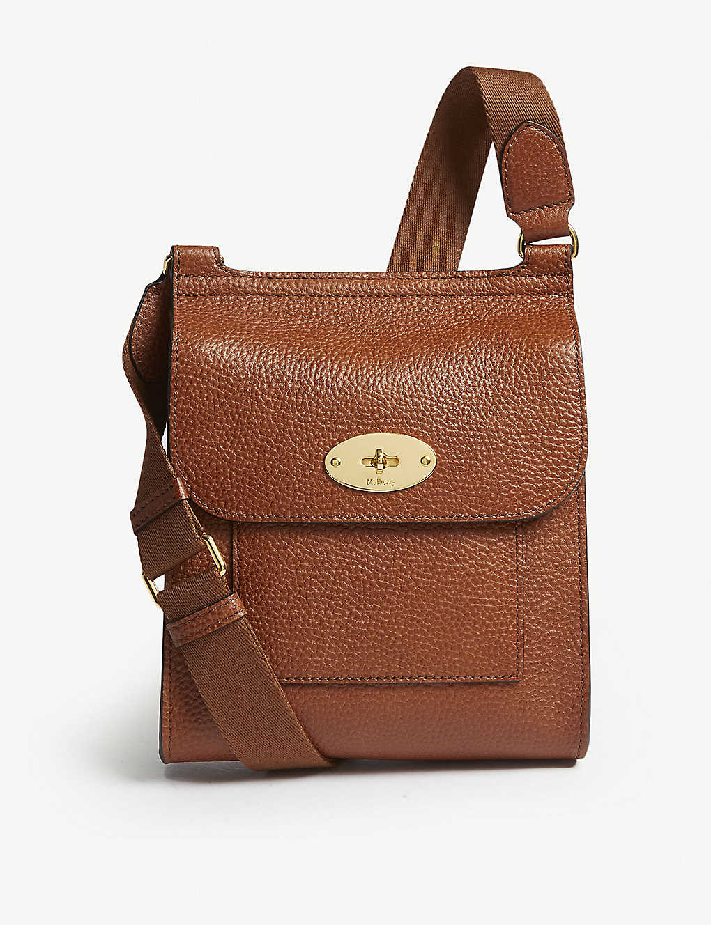5a92be76cb MULBERRY - Antony small leather cross-body bag | Selfridges.com