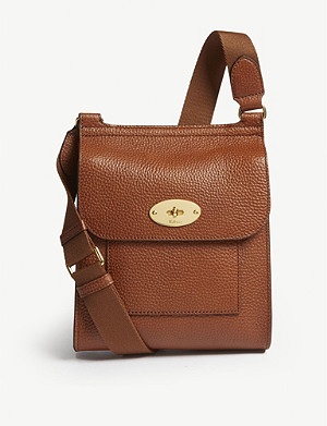 MULBERRY Antony small leather cross-body bag