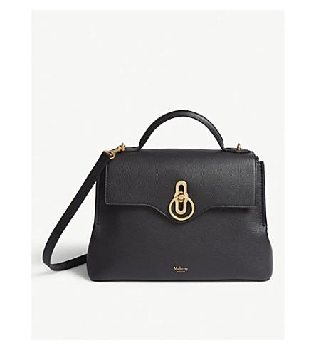 ... leather top handle bag (Black. PreviousNext ba8b693cb11ca