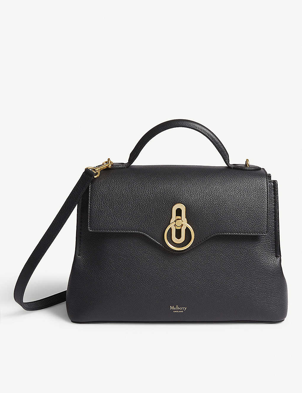 ad8ac0ede MULBERRY - Seaton leather top handle bag | Selfridges.com