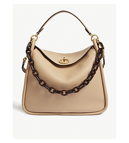 9dcd942c3f6f MULBERRY - Leighton leather shoulder bag