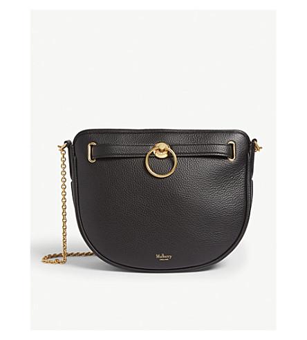 9c121f0672ac MULBERRY Brockwell shoulder bag (Black