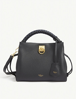 MULBERRY Iris leather shoulder bag