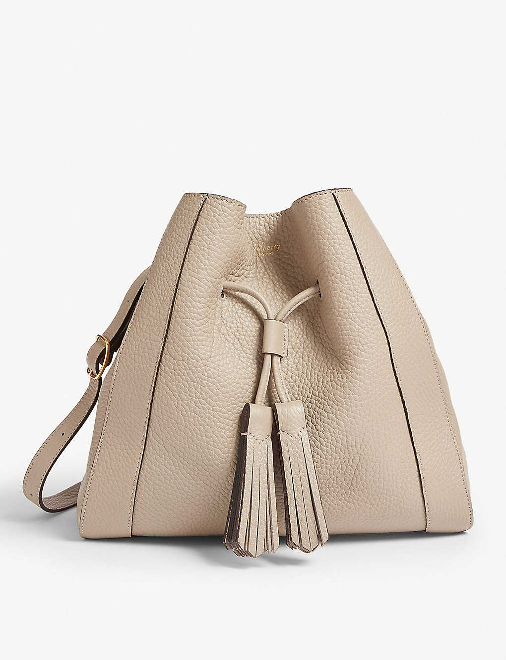MULBERRY: Millie small leather tote