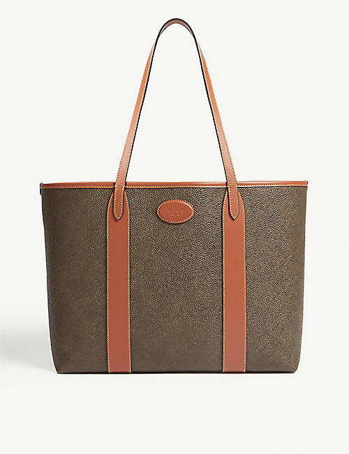 99005e0372ff MULBERRY Bayswater leather tote