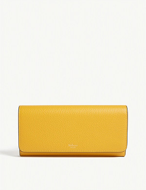 MULBERRY Continental leather wallet