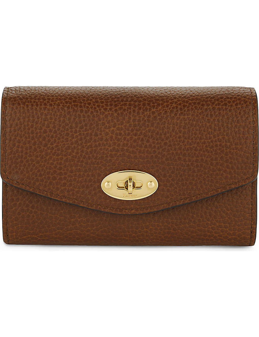 a9fc163df9 MULBERRY - Darley medium grained leather wallet | Selfridges.com