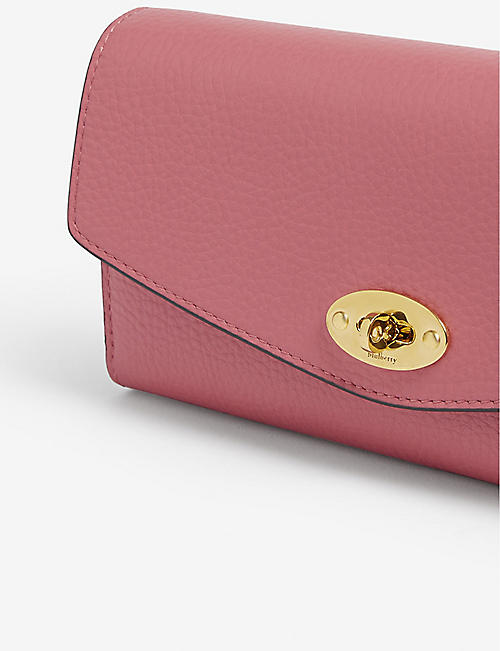 MULBERRY Darley leather wallet