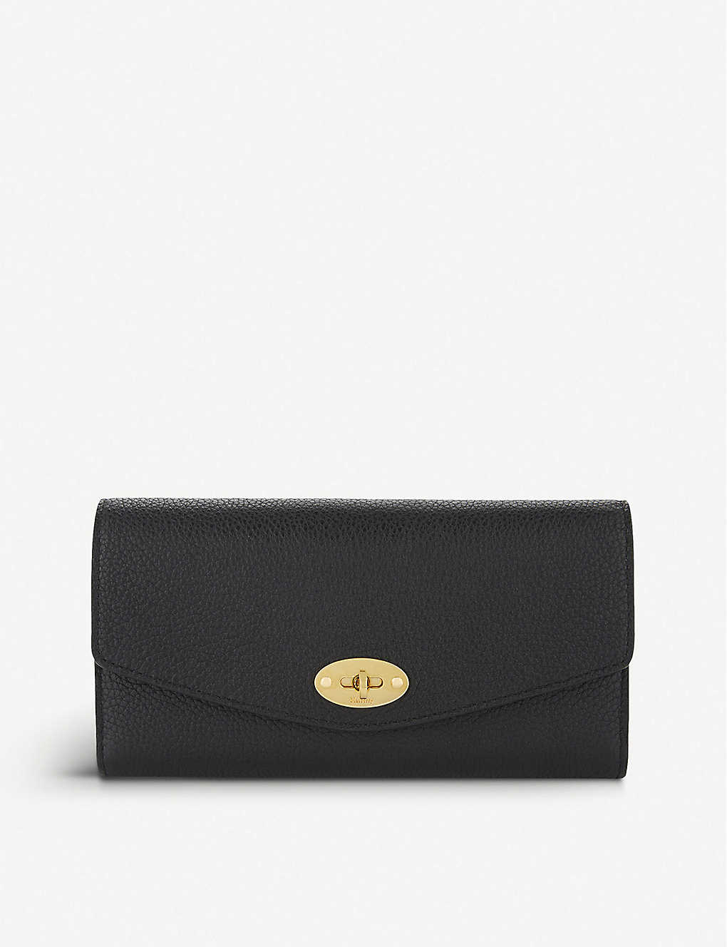 61075f77b2 MULBERRY - Darley small grained leather wallet | Selfridges.com