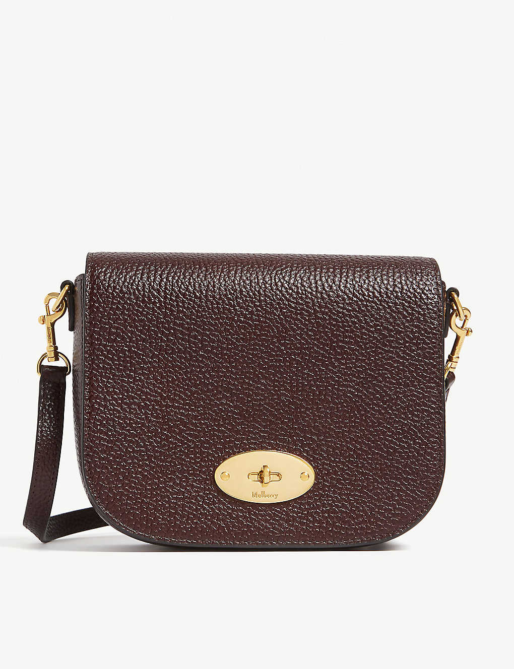 MULBERRY: Darley leather satchel