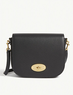 MULBERRY Darley small leather satchel bag