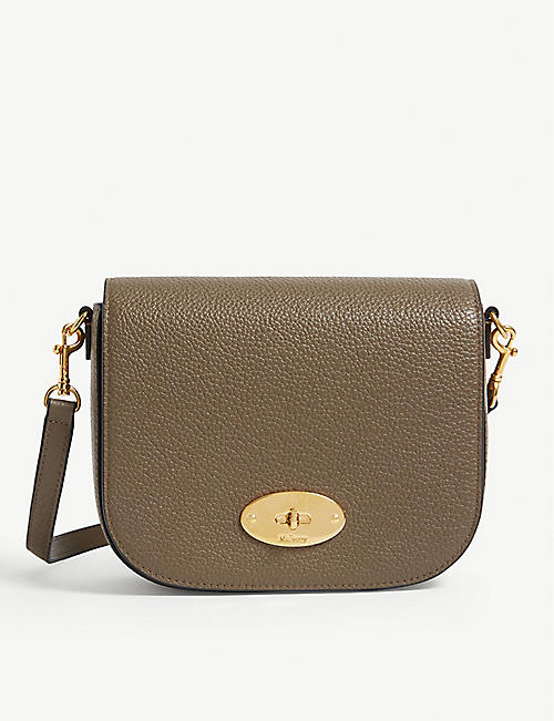 MULBERRY Darley leather satchel bag 3ead5be84c7c6