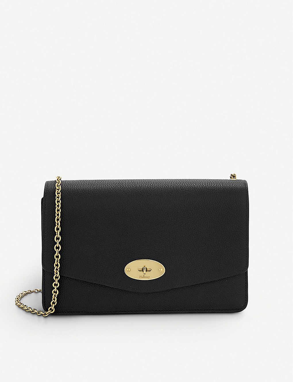 beb2facddf3 MULBERRY - Small Darley leather clutch | Selfridges.com