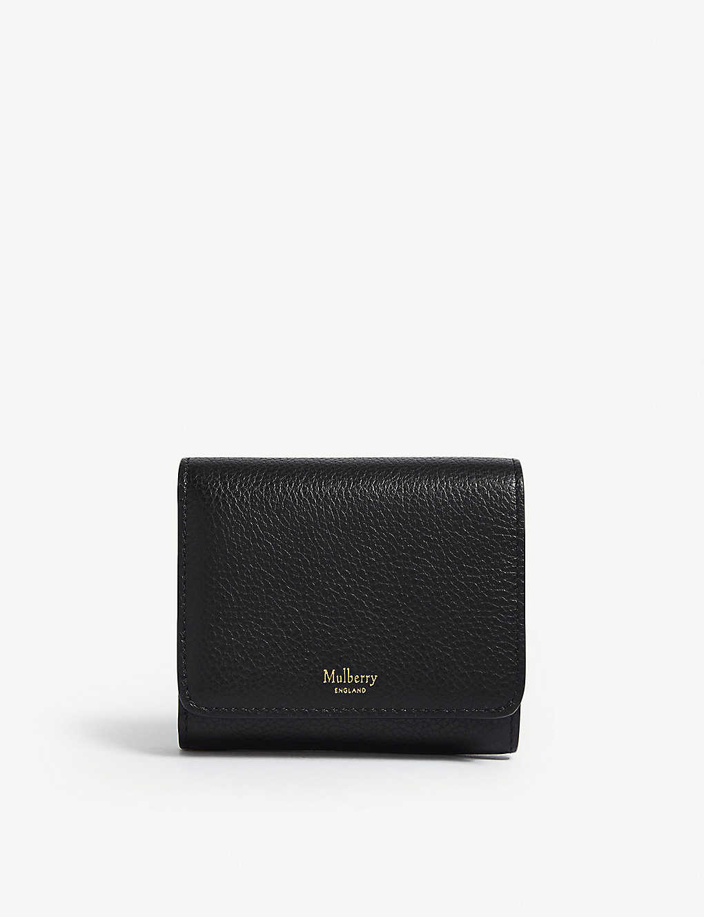 0ca1cf231c MULBERRY - Grained leather small continental wallet | Selfridges.com