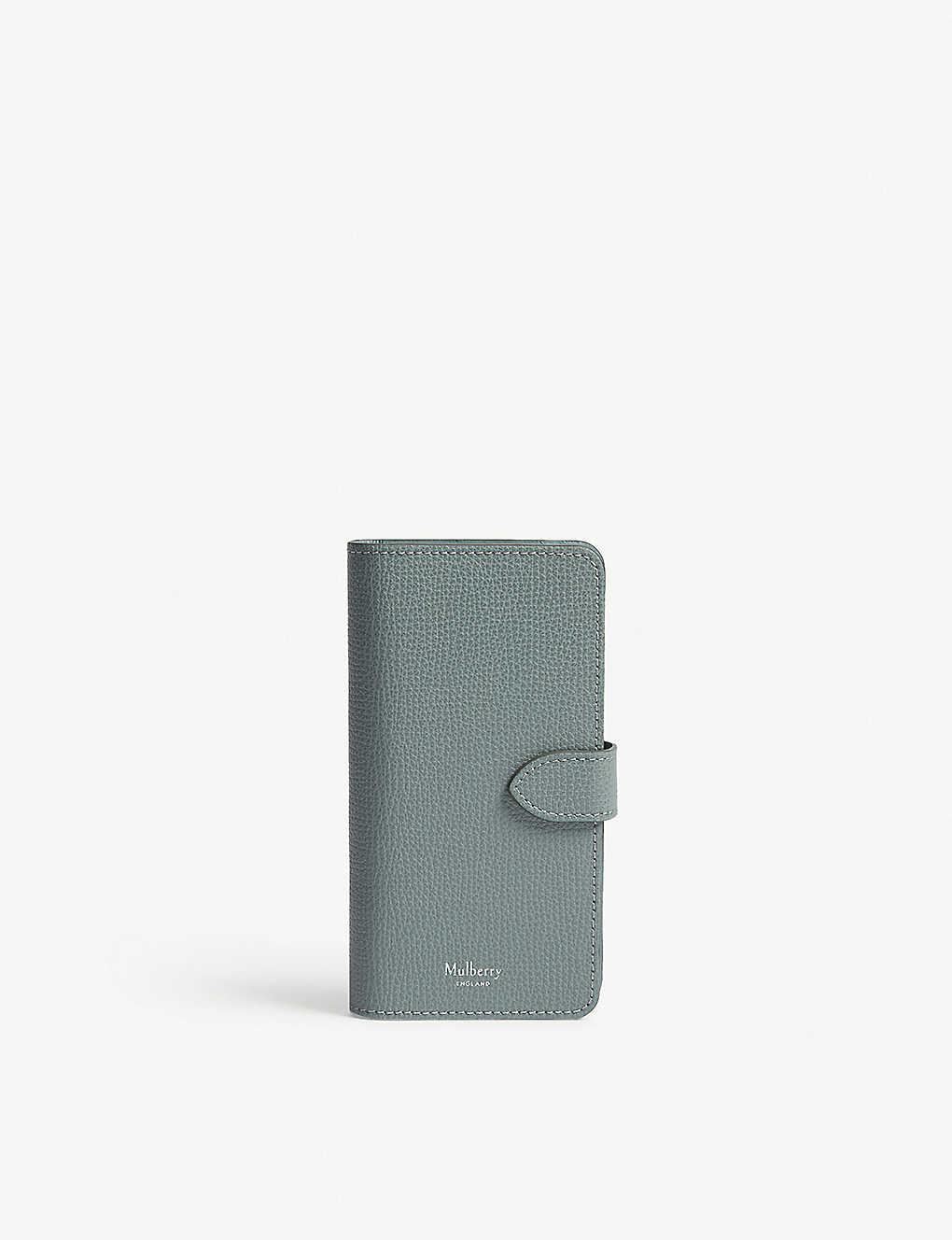 official photos 036b5 983b8 MULBERRY - iPhone 6/7 leather flip case | Selfridges.com