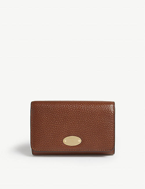 MULBERRY Mulberry Plaque long wallet. Quick view Wish list 4ea35c3f81655