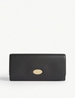 MULBERRY Continental small leather wallet