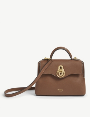 MULBERRY Seaton mini leather shoulder bag