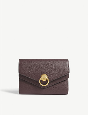 MULBERRY Harlow medium leather wallet