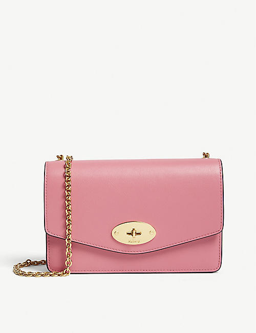 3df380a8a0f5 MULBERRY Darley small leather cross-body bag
