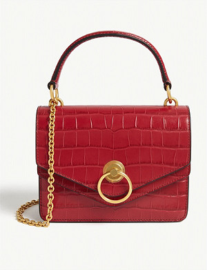 MULBERRY Harlow small leather satchel