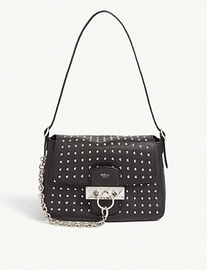 MULBERRY Keeley mini studded leather shoulder bag