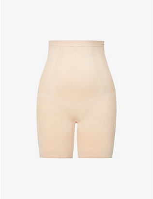 SPANX: Oncore high-waisted mid-thigh shorts