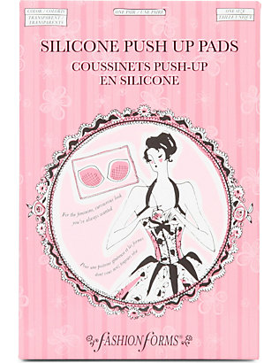FASHION FORMS: Silicone push–up pads