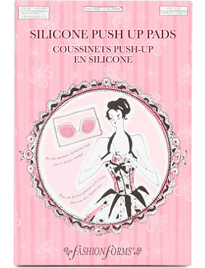FASHION FORMS Silicone push–up pads