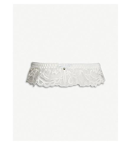 4bb857594f9 FANTASIE Bronte lace garter (Ivory