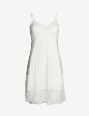 FANTASIE Bronte lace and satin chemise