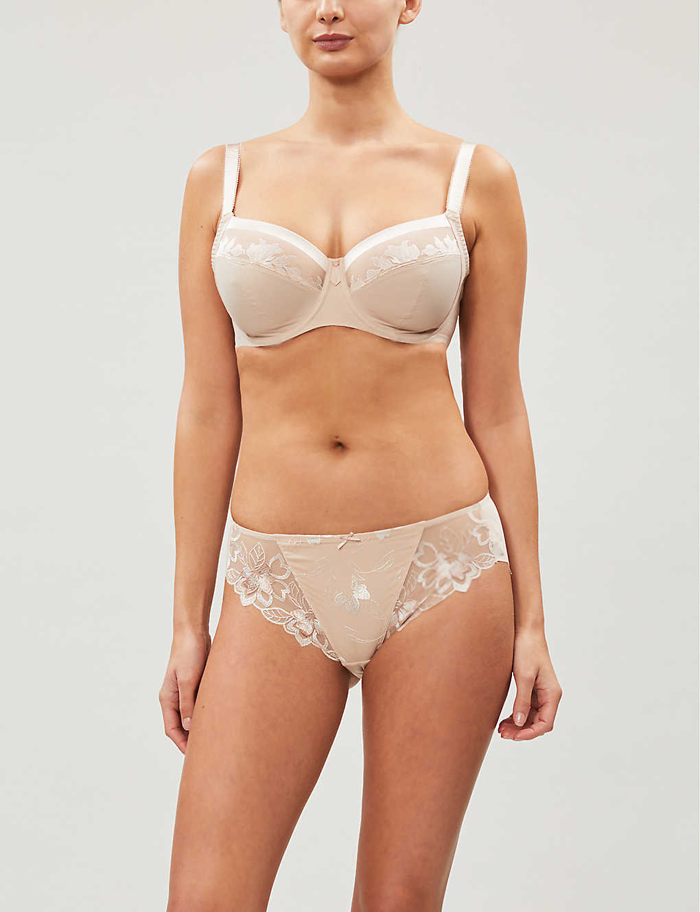 FANTASIE: Illusion underwired stretch bra