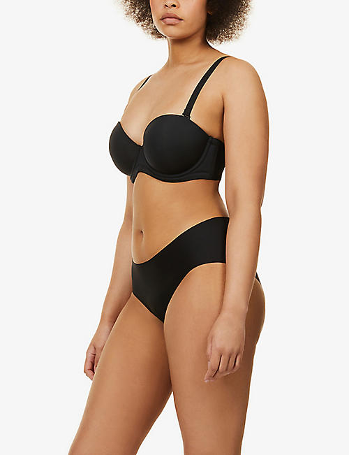 WACOAL Intuition seamless jersey briefs