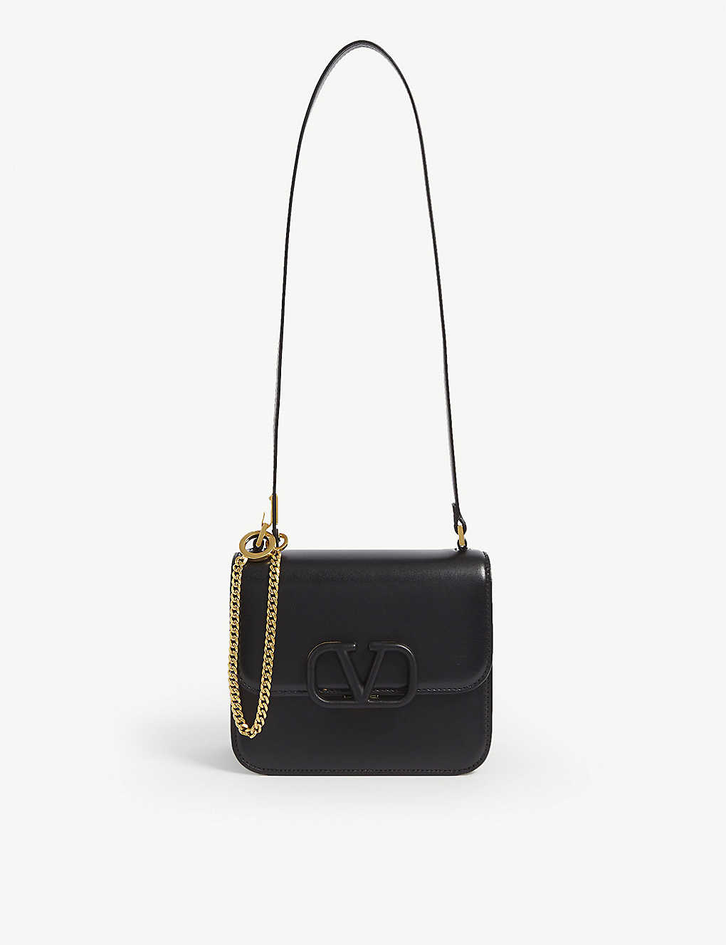 VALENTINO GARAVANI: VSLING leather shoulder bag